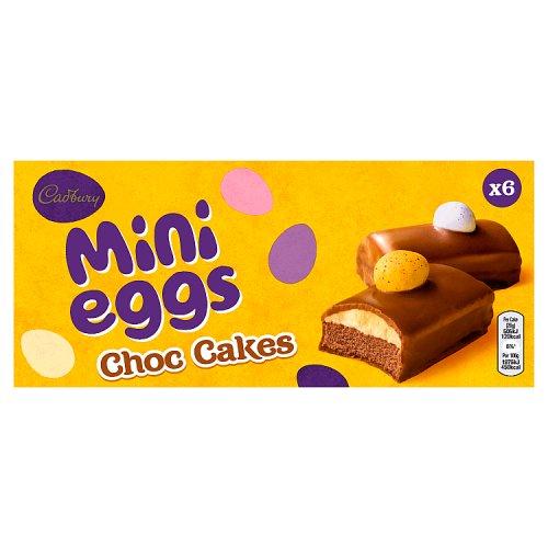 Calories In Cadbury Mini Egg Cake