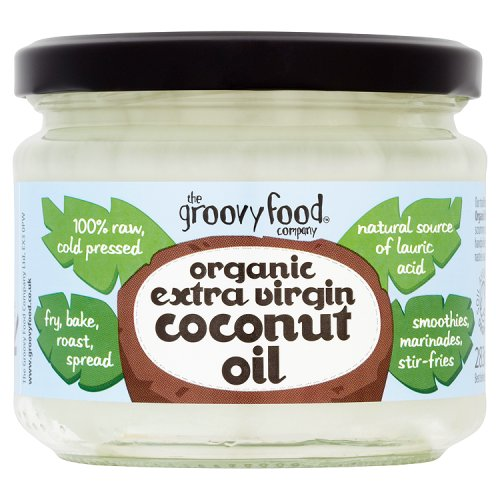 Groovy Virgin Coconut Oil