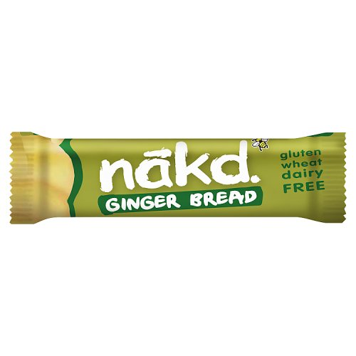 Nakd Ginger Bread Bar