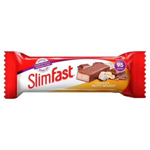 Slim Fast Chocolate Nutty Nougat