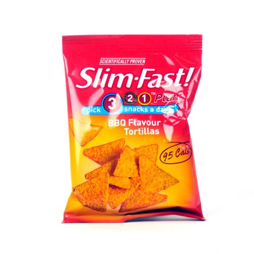 Slim Fast BBQ Flavour Tortillas