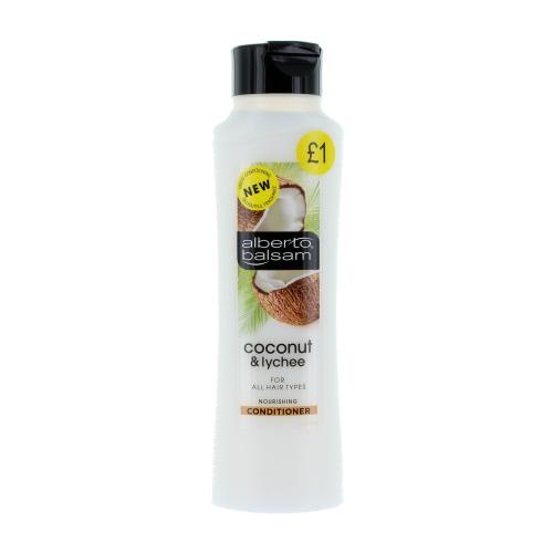 Alberto Balsam Coconut Conditioner