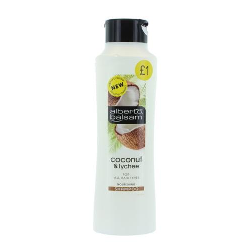Alberto Balsam Coconut Shampoo