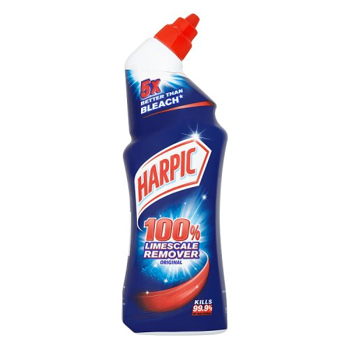 Image of Harpic Limescale Remover Toilet Cleaner