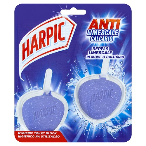 Image of Harpic Hygienic Rim Lime Scale Remover