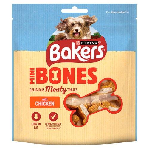 Image of Bakers Mini Bones Chicken