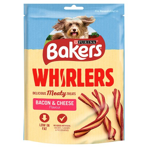 Image of Bakers Whirlers Ham & Cheese