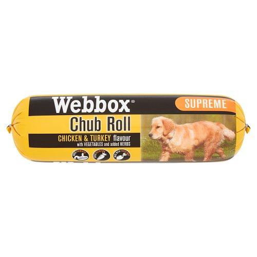 Webbox Super Supreme Chubs Chicken & Turkey