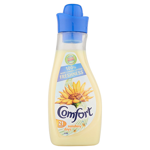 Image of Comfort Concentrated Fabric Conditioner Sun Fresh