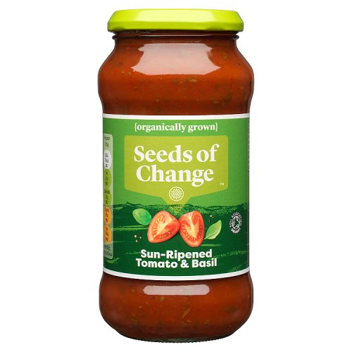 Seeds Of Change Organic Tomato & Basil Sauce