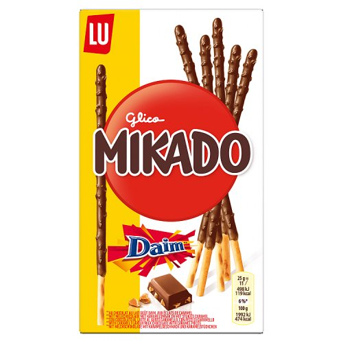 Mikado Daim Other Biscuits Crackers