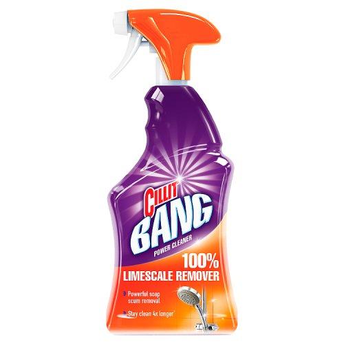 Image of Cillit Bang Power Grime & Lime