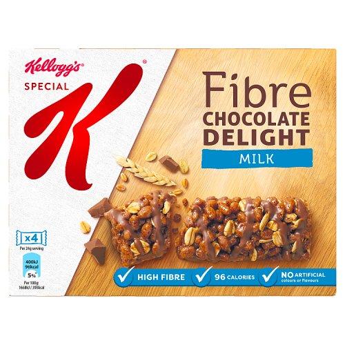 Dark Chocolate Cereal Bar Special K