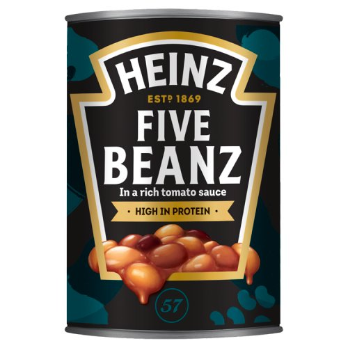 Heinz Five Beanz In Tomato Sauce