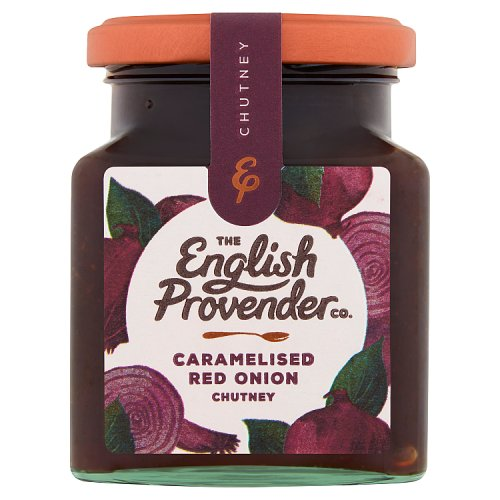 English Provender Caramelised Red Onion Chutney
