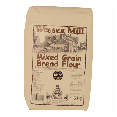 Wessex Mill Mixed Grain Bread Flour