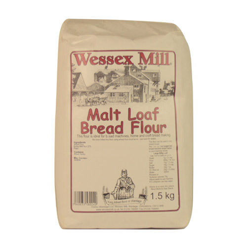 Wessex Mill Malt Loaf Bread Flour