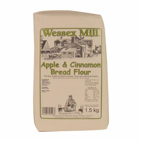 Wessex Mill Apple & Cinnamon Bread Flour