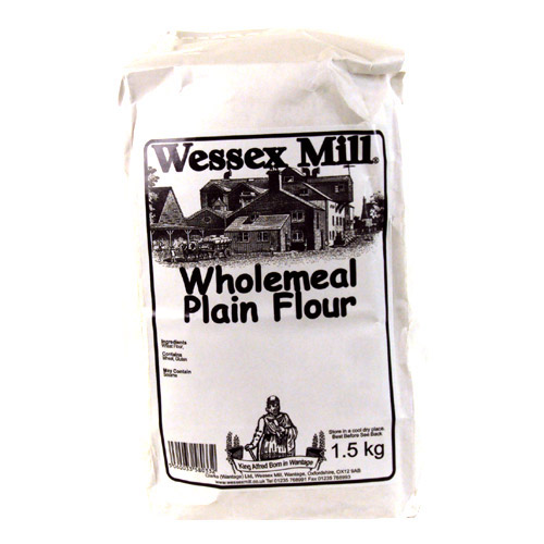 Wessex Mill Wholemeal Plain Flour