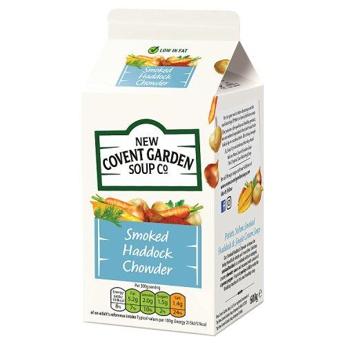 New Covent Garden Smoked Haddock Chowder