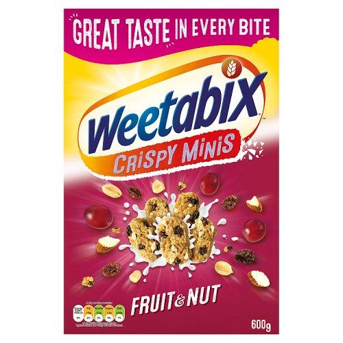 Weetabix Minis Fruit & Nut Crisp