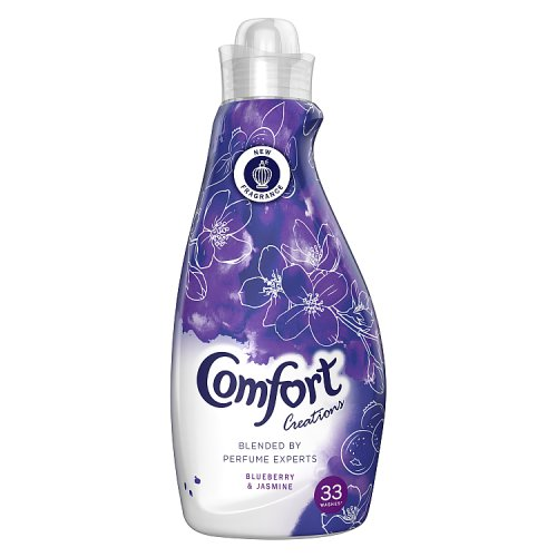 Image of Comfort Creations Fabric Conditioner Blueberry Jasmine Twist Large Size