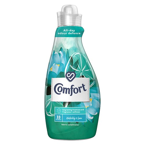 Image of Comfort Creations Fabric Conditioner Water Lily & Lime