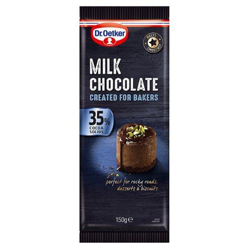 Dr Oetker Fine Cooks Chocolate Milk