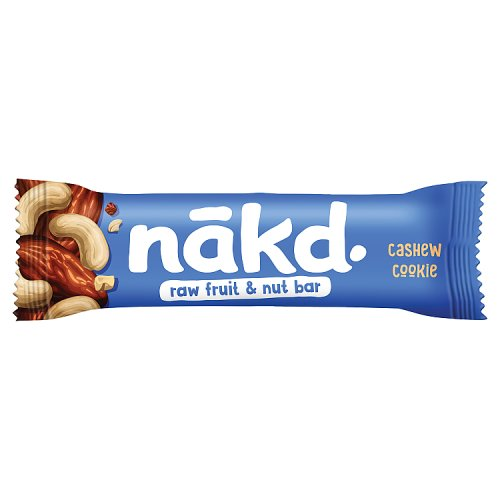 Nakd Cashew Gluten Free Cookie Bar