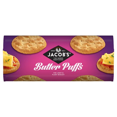 McVities Butter Puffs
