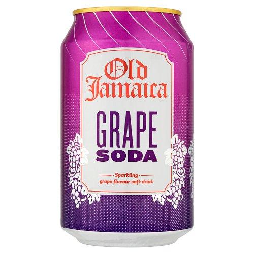 Old Jamaica Grape Soda