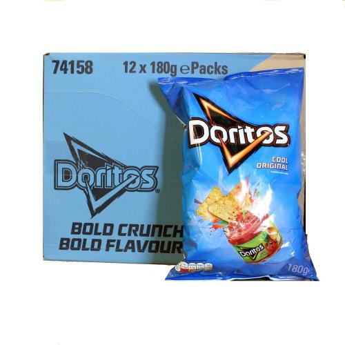 Doritos Cool Original 200g x 12
