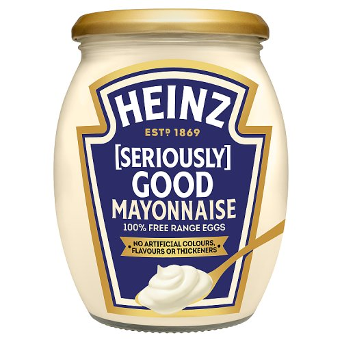 heinz classic mayonnaise condiments pickles
