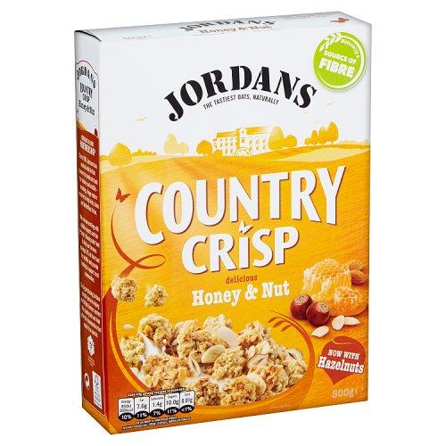 Jordans Country Crisp Honey Nut