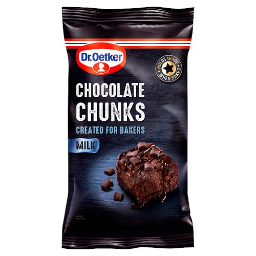 Dr Oetker White Chocolate Chips