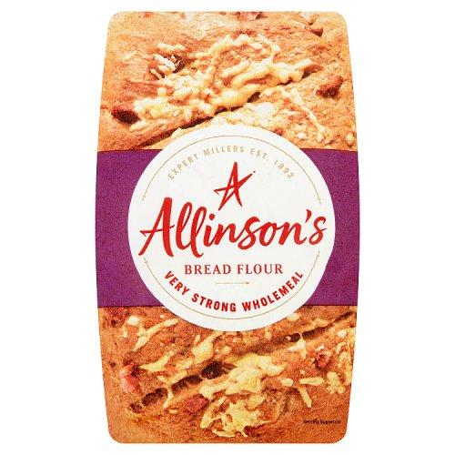 Allinson Very Strong Wholemeal Bread Flour