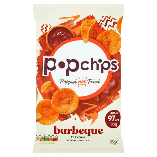 Popchips Barbecue Popped Chips