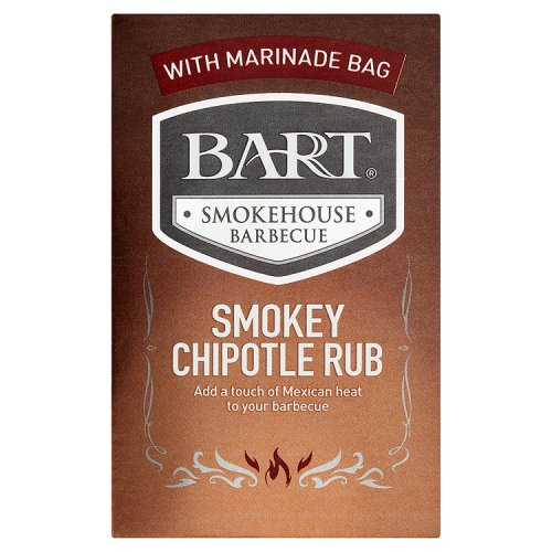 Bart Smokehouse Smoked Chipotle BBQ Rub