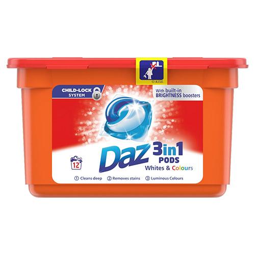 Image of Daz Go Pods 16 Washes