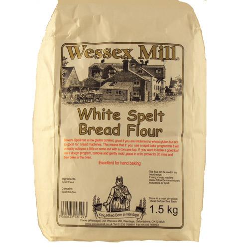 Wessex Mill White Spelt Bread Flour