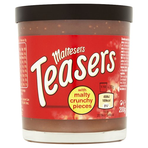 Dark Chocolate Maltesers Nutrition