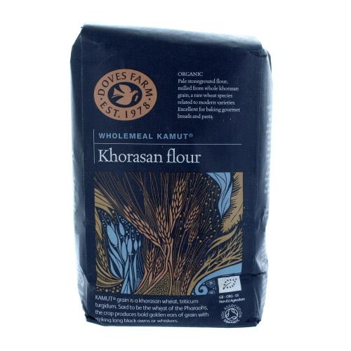 Doves Farm Organic Wholegrain Kamut Bread Flour