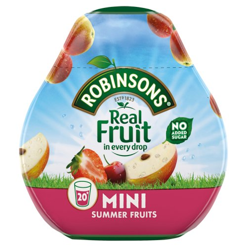 Robinsons Squash'd Summer Fruits