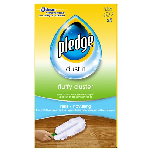 Image of Pledge Fluffy Duster Refills 5s