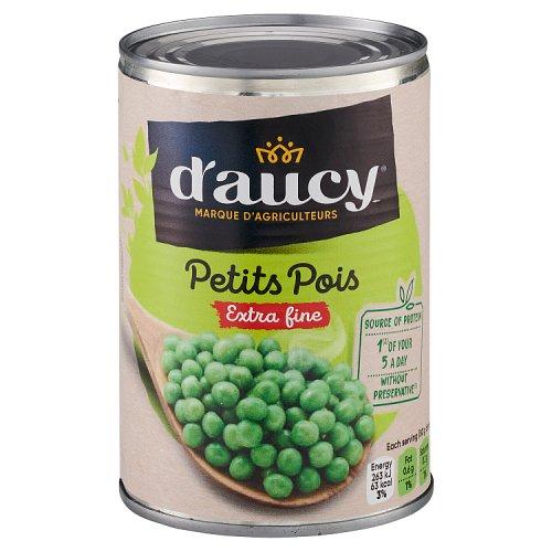D 39 aucy petit pois tinned dried veg - Cuisiner petit pois en boite ...