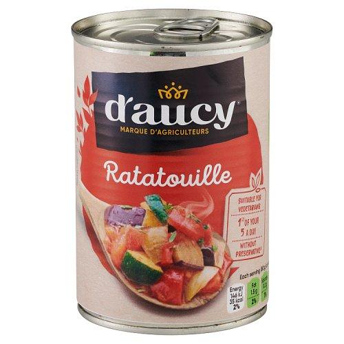 Daucy Ratatouille