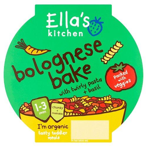 ellas kitchen 12 months bolognese bake - Ellas Kitchen