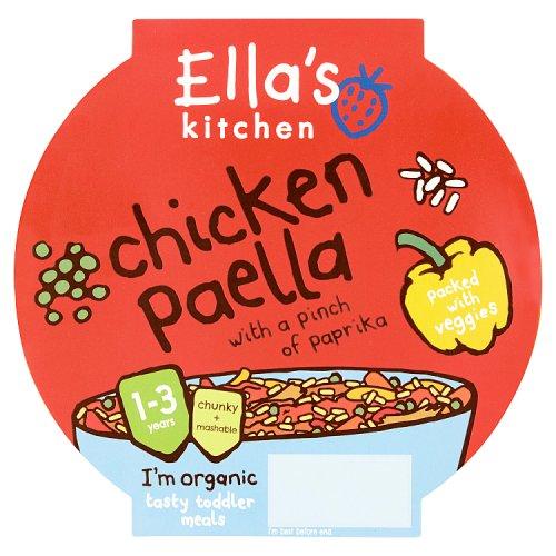ellas kitchen 12 months chicken paella - Ellas Kitchen