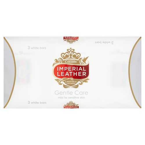 Imperial Leather Gentle Care Soap 3 Pack