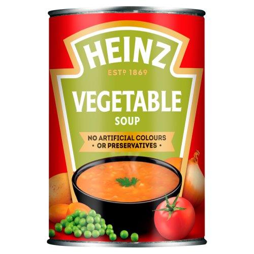 Heinz Vegetable Mug Size Soup Soup Snack Meals
